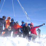 Verslag Trektocht op sneeuwschoenen in de Rätikon (CH)